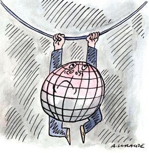 GlobalTippingPoints-Andrzej Krauze